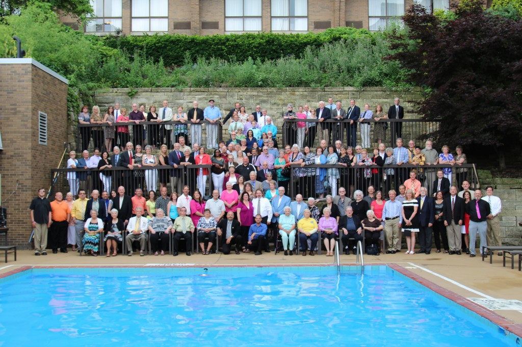 2014 Alumni Reunion Group